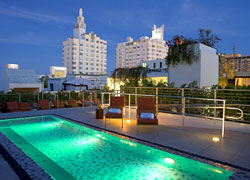 Sanctuary Hotel in Miami Beach